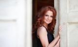 Российская актриса и телеведущая Елена Федышина