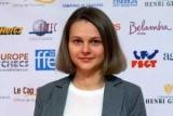 Анна Музычук: «Приятно играть в одной команде с сестрой»