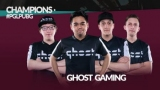 Other. Ghost Gaming победили на PGL PUBG Spring Invitational