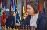 Анна Музычук сделала сестре компанию в четвертьфинале Кубка мира